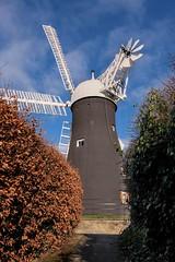 Holgate Windmill, January 2019 - 05