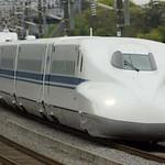 新幹線車両の写真