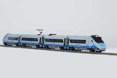 Alstom Pendolino ED250 PKP Intercity (03) (Mateusz92) Tags: lego train zbudujmy to afol pkp intercity alstom pendolino ed250
