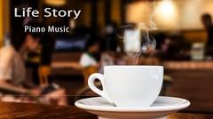 Piano Background Music for Film - Life Story (Serge Quadrado) Tags: beauty romantic slow piano soundtrack jazzy memory storytelling slideshow old series movie film autumn pond walk park melancholic