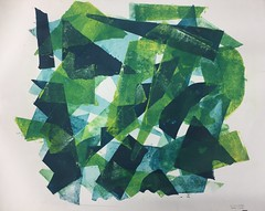 Forest and the Sun 2018 Mets ja päike Aleksandr Osvald August von Turro-Lebardov EKA53 G10 10.11.2018(1) 2018-75 (aleksandroavtl) Tags: forest sun mets päike printmaking graphics graphic graphicart green yellow abstract abstractart paper woods trees sunlight mixing art contemporaryart artwork visualart estonia аъ colours contemporary colors