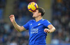 Leicester City v Cardiff City (Alex Hannam) Tags: leicester england unitedkingdom gbr leicestercityfootballclub leicestercity lcfc westbromwichalbion football harrymaguire cardiffcity