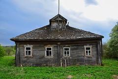 0263 (deni.spiri) Tags: abandoned abandonedplaces adventure adventures abandonedworld decay kostroma discovery oldhouse oldbuilding russia