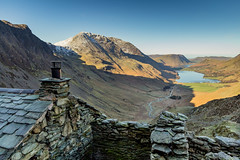 Warnscale Bothy (P Makin) Tags: bothy lake district buttermere