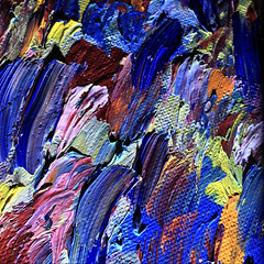 Light and Lies (SplashH2O) Tags: oil oilpainting paint abstracts art canvas