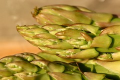Green (AngharadW) Tags: macromonday angharadw asparagus green