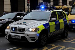 Merseyside Police BMW X5 Armed Response Vehicle (PFB-999) Tags: merseyside police bmw x5 4x4 armed response vehicle car unit arv firearms lightbar grilles fendoffs leds po61azu liverpool edl demonstration