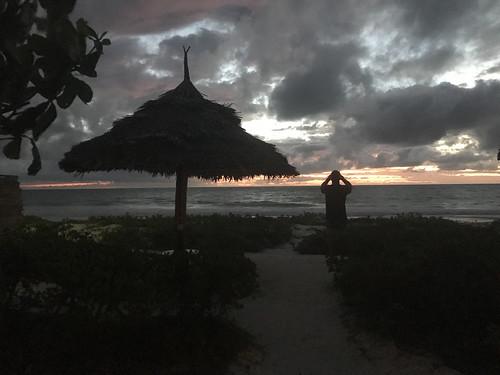 Le soleil se lève en Afrique