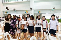 Cantonment Primary School - Award Ceremony | Singapore (Ping Timeout) Tags: singapore cantonment primary school award giving ceremony close elementary people student trisha cps eagles edusave academic certificate portrait friend day 16 november 2018 celebrate celebration 6 p6 graduation best class classmate bonus teacher happy face photo picture session memory shermynn chen arun marcus assembly hall chair trinity