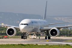 F-GSQE (mduthet) Tags: fgsqe boeing b777 airfrance aéroportmarseilleprovence