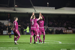 Arbroath 5 - 2 Stenhousemuir - (Scotsman_in_Hawaii) Tags: gayfield stenhousemuirfc thewarriors stenhousemuir arbroath theredlichties smokiesandwine 360 scottishfootball spfl1 arbroathfc canon5dmarkiii canon5dmark3 saturday1stdecember2018 canon1dxmarkii