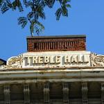 Hamilton Ontario -  Canada - Treble Hall - Historic Building - 1879 - Pediment Sign thumbnail