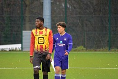 Season 2018-2019: U18 RSC Anderlecht - KV Mechelen