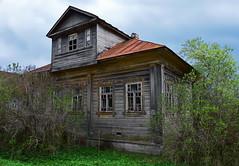 0242 (deni.spiri) Tags: abandoned abandonedplaces adventures abandonedworld adventure decay urban forgotten russia trip urbex oldhouse kostroma lostplaces lost village oldbuilding