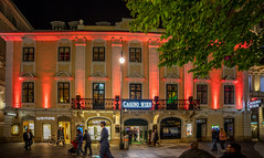 Vienna at Night (Bernai Velarde-Light Seeker) Tags: vienna austria europe casino night people building lights bernai velarde urban exploration tourism