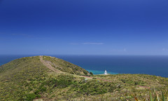 at the very end (Paul J's) Tags: landscape coastal northland capereinga lighthouse aupouripeninsula