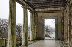 Portal (JMS2) Tags: architecture doorway entrance portal columns view historic untermyer gardens yonkers