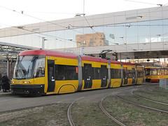 """Pesa 120Na """"Swing-Duo, #3503, Tramwaje Warszawskie (transport131) Tags: tram tramwaj pesa 120na swing duo tw warszawa ztm warsaw wtp"""