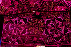 Illumination dome (gemapozo) Tags: kourakuen tokyodomecity pentax night rrs illumination tokyo k1mkii japan 東京都 日本 jp hdpentaxdfa50mmf14sdmaw 夜景 イルミネーション 東京ドームシティ