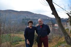 Girona - De camino a Olot (eduiturri) Tags: españa spain decaminoaolot castellfollitdelaroca