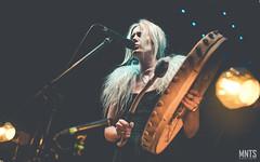 Myrkur - live in Kraków 2018 - fot. Łukasz MNTS Miętka_