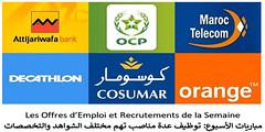 Les Offres d'Emploi et Recrutements de la Semaine – N°34 (dreamjobma) Tags: 122018 a la une agadir annonces et offres demploi compils jobs casablanca dreamjob khedma travail emploi recrutement toutaumaroc wadifa alwadifa cdi cdd maroc facebook fès kénitra linkedin marrakech meknès mohammedia rabat tanger compil