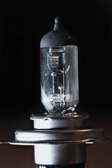 light bulb of an Unimog (Schneggart) Tags: light bulb macro unimog broken monday
