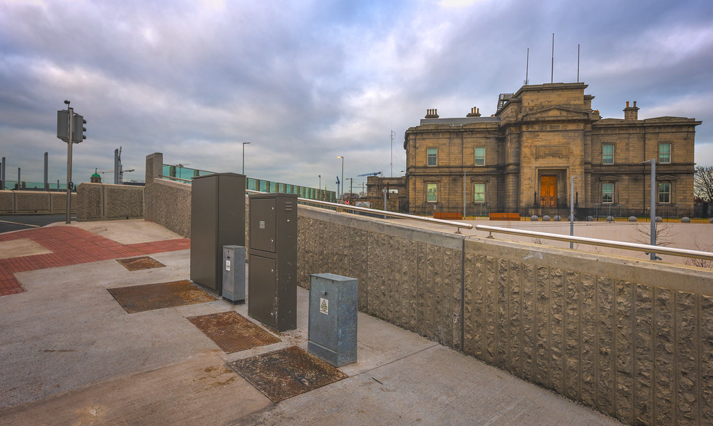 LIMITED ACCESS TO THE GRANGEGORMAN CAMPUS EAST-WEST CYCLE PATH [GRANGEGORMAN STATION AND LUAS TRAM STOP]-147390