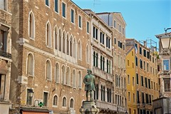 2018-06-26 at 10-41-39 (andreyshagin) Tags: venice venezia veneto architecture andrey andrew trip travel town tradition d750 daylight nikon night low lowlight italy