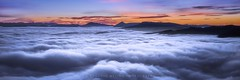 MAR DE NIEBLA EN ETXAURI (claumixhedge) Tags: etxauri niebla fog navarra