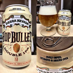 2019 011/365? Sierra Nevada Hop Bullet Double IPA (_BuBBy_) Tags: days 365days 2019365 ipa double bullet hop nevada sierra 011365 011 365