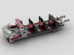 SW Officer's Speeder #1 (CommanderJonny1) Tags: lego starwars speeder