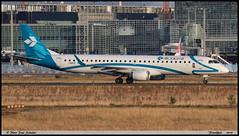 "ERJ195 LR ""Air Dolomiti"" I-ADJT 19000606 Frankfurt septembre 2018 (paulschaller67) Tags: erj195 lr airdolomiti iadjt 19000606 frankfurt septembre 2018"