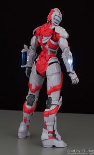 Model Principle Ultraman 22 by Judson Weinsheimer