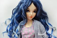 DSC_1760 (sonya_wig) Tags: fairytreewigs wig bjdwig minifeewig bjd bjdminifee minifeechloe handmade doll bjddoll dollphoto fairyland fairylandminifee minifee chloe bjdphotography coloringhair