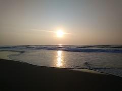 Sunset, 11/17/2018 (JB by the Sea) Tags: sangregorio halfmoonbay sanmateocounty california coastside november2018 sunset pacificocean pacific ocean smoke