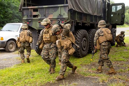 U.S. Marines are