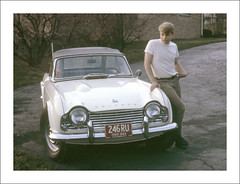 Vehicle Collection (9395) - Triumph - 1966 (Steve Given) Tags: familycar motorvehicle automobile triumph 1960s