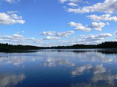 00171 vilhelmina lake vilhelmina (What about the Arctic 3) Tags: 2006 sverige sweden vilhelmina