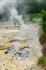 Furnas (Viv Lynch) Tags: portugal travel azores azoresislands europe açores nature hiking furnas geothermal fumeroles cozido hotsprings geyser geology volcanic