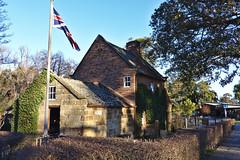 Cook's Cottage (Rich Renomeron) Tags: fujifilmxt20 fujinonxc1650mmf3556oisii australia cookscottage fitzroygardens melbourne