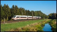 412 003 - Adelheidsdorf (Bastian Weber) Tags: celle niedersachsen deutschland ice ice4 db deutsche bahn eisenbahn siemens
