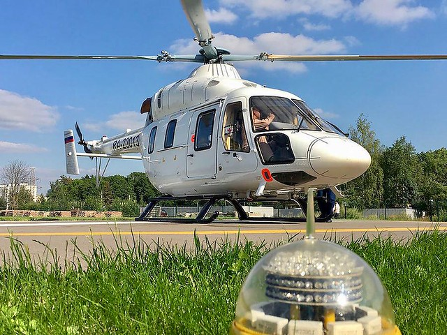 Новому министру предложили особый вертолет для спасения тяжелобольных из Сызрани