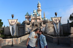 "Tracey and Scott at Sleeping Beauty Castle • <a style=""font-size:0.8em;"" href=""http://www.flickr.com/photos/28558260@N04/45111796794/"" target=""_blank"">View on Flickr</a>"