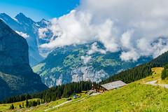 Kleine Scheidegg (olle.graf) Tags: 2018 olle berneroberland d3300 nikon schweiz september wengen switzerland eis ice jungfrau jungfraujoch schnee snow lauterbrunnen bern