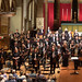 DSCN0322left Ealing Symphony Orchestra take a bow after performing Strauss Ein Heldenleben. Leader Peter Nall. Conductor John Gibbons. St Barnabas Church west London. 24th November 2018