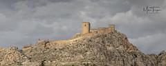 Castillo Sax (Explored). (miketonge) Tags: sax castle castillo rock outcrop fortification spain