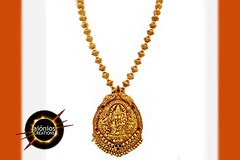 Temple Necklace From Aionios Creations (aionioscreations) Tags: necklace templejewelry jewellery jewelry necklaceset womenwear festivewear casualwear necklacedesigns necklaceonline designer pune online shopping engagementrings neckpiece