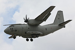 CSX62219 (RS-50) Alenia C-27J Spartan Italian Air Force RIAT RAF Fairford 13th July 2018 (michael_hibbins) Tags: csx62219 rs50 alenia c27j spartan italian air force riat raf fairford 13th july 2018 italy europe european aeroplane aircraft aviation aerospace airplane aero airshow airfields military freighter freight cargo transport defence strategic prop props propeller propellers piston