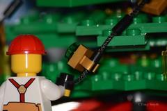 Lights (346/365) (Tas1927) Tags: 365the2018edition 3652018 day346365 12dec18 lego minifigure minifig